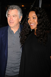 NEW YORK - APRIL 21: Robert De Niro_Grace Hightower attends the 'Shrek Forever After' premiere during the 9th Annual Tribeca Film Festival at the Ziegfeld Theatre on April 21, 2010 in New York City  ..People:  Robert De Niro_Grace Hightower. (Credit Image: © SMG via ZUMA Wire)