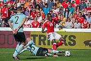 28.05.2016, Friendly game Switzerland vs. Belgium before the Euro2018 at the Stade de Gen&egrave;ve, Switzerland.<br /> (Robert Hradil,Monika Majer/RvS.Media) #RvS.Media #RobertHradil #MonikaMajer