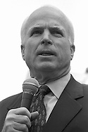 Candidate for President John McCain speaking at USC.