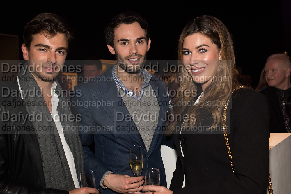 PIOTR KRZYMOWSKI; MARK FRANCIS VANDELLI; JADE HARGREAVES, Bonhams host a private view for their  forthcoming auction: Jackie Collins- A Life in Chapters' Bonhams, New Bond St.  3 May 2017.