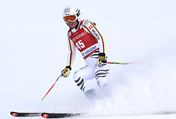 30.11.2017, Lake Louise, CAN, FIS Weltcup Ski Alpin, Lake Louise, Abfahrt, Damen, 3. Training, im Bild Kira Weidle (GER) // Kira Weidle of Germany in action during the 3rd practice run of ladie's Downhill of FIS Ski Alpine World Cup at the Lake Louise, Canada on 2017/11/30. EXPA Pictures © 2017, PhotoCredit: EXPA/ SM<br /> <br /> *****ATTENTION - OUT of GER*****