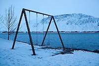 Rólurnar við Eyjakrók í Kjós.