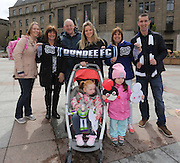 Family of fans  - Dundee FC civic reception at Dundee City Chambers<br /> <br />  - &copy; David Young - www.davidyoungphoto.co.uk - email: davidyoungphoto@gmail.com