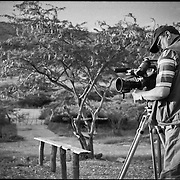 PORTRAITS / RETRATOS<br /> <br /> Salvador Calmauta<br /> Camarógrafo, Director, Productor y Cineasta Venezolano<br /> El Tocuyo, Estado Lara - Venezuela 2004<br /> <br /> (Copyright © Aaron Sosa)