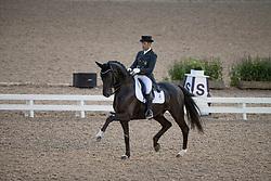 Jurado Lopez Severo Jesus, ESP, Deep Impact 3<br /> FEI European Dressage Championships - Goteborg 2017 <br /> © Hippo Foto - Dirk Caremans