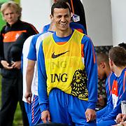 AUS/Seefeld/20100529 - Training NL Elftal WK 2010, khalid Boularouz