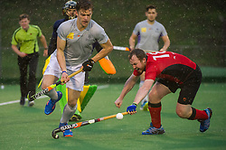 Southgate v Sevenoaks - Men's Hockey League, East Conference, Trent Park, London, UK on 06 November 2016. Photo: Simon Parker
