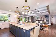 Modern farmhouse kitchen photo by Brandon Alms Photography