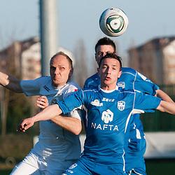 20120317: SLO, Football - Prva Liga, NK Nafta vs FC Luka Koper