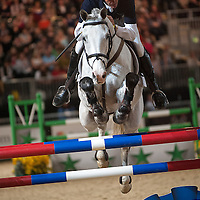 Express Eventing - 2012 - London Horse World Live - Jumping