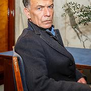 NLD/Amsterdam/20180111 - Photocall Bankier van het Verzet, Raymond Thiry