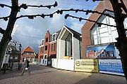 Nederland, Ootmarsum, 5-11-2012Kunst en galeriedorp. Bouw van een nieuw particulier museum van kunstenaar en ondernemer Ton Schulten.Foto: Flip Franssen/Hollandse Hoogte