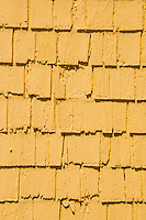 Long Island, New York. West Hampton - yellow shingles.