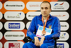 PALAMARCHUK Serhii UKR at 2015 IPC Swimming World Championships -  Men's 200m Freestyle S2