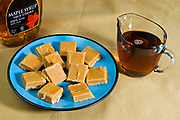 maple syrup and maple fudge
