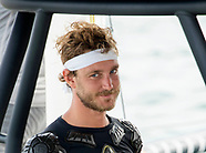 Pierre Casiraghi at the 36th Copa del Rey Mapfre Sailing Cup, Palma de Mallorca, 02-08-2017