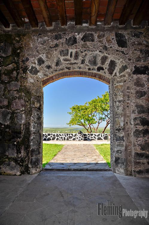 San Blas fortress, Nayarit, Mexico