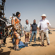 'The Martian': Inside Matt Damon and Ridley Scott's Sci-Fi Thriller<br />