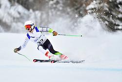 Downhill, JENSEN Patrick Guide: OFFORD Zali, B2, AUS at the WPAS_2019 Alpine Skiing World Championships, Kranjska Gora, Slovenia