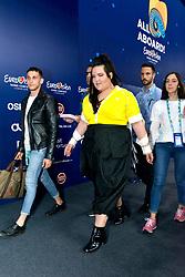 May 3, 2018 - Lisbon, Portugal - Netta Barzilai  (Credit Image: © Persona Stars via ZUMA Press)