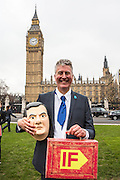 Oxfam campaigner John McLaverty joins Enough Food IF campaigners gather in Westminster to call on Osborne to keep promises to the world's poorest.