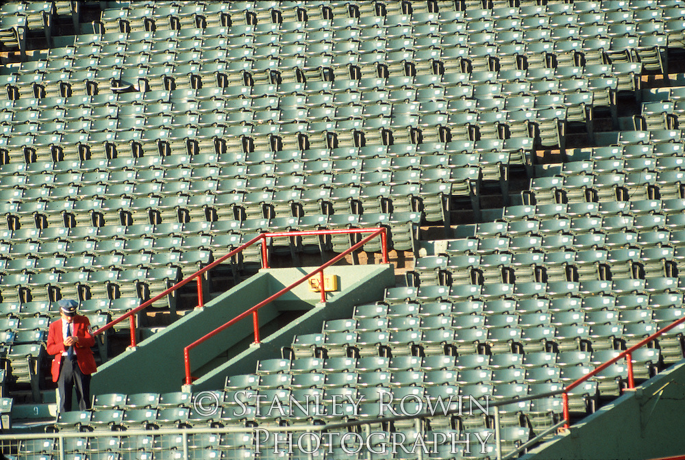 Fenway Park, Boston, Bleachers