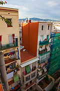 Apartments in Poblec Sec, Barcelona, Catalonia, Spain