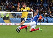 Oxford United v Carlisle United - 28/03/2015