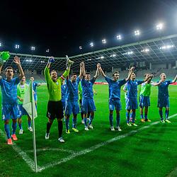 20120729: SLO, Football - Prva liga NZS, NK Olimpija Ljubljana vs NK Gorica