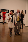 JUNG CHANG; JOHN HALLIDAY, Gala Opening of RA Now. Royal Academy of Arts,  8 October 2012.