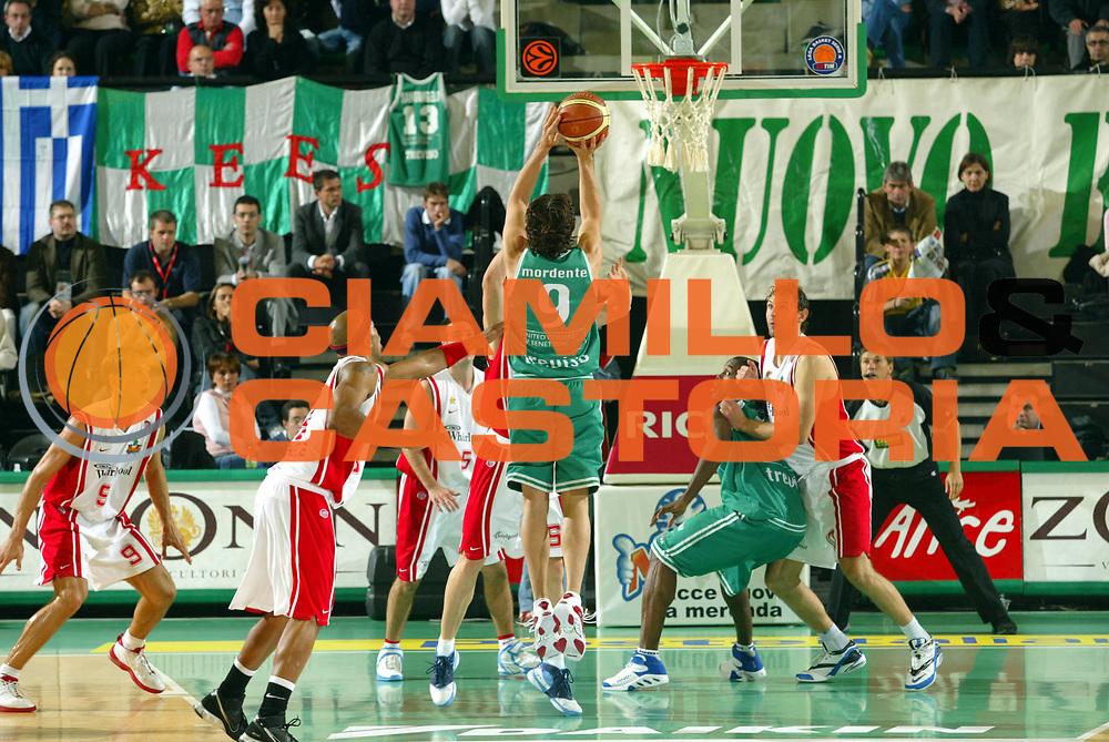 DESCRIZIONE : Treviso Lega A1 2006-07 Benetton Treviso Whirlpool Varese<br />GIOCATORE : Mordente Tecnica di Tiro  <br />SQUADRA : Benetton Treviso  <br />EVENTO : Campionato Lega A1 2006-2007 <br />GARA : Benetton Treviso Whirlpool Varese  <br />DATA : 19/10/2006 <br />CATEGORIA : Tiro Tecnica <br />SPORT : Pallacanestro <br />AUTORE : Agenzia Ciamillo-Castoria/M.Marchi