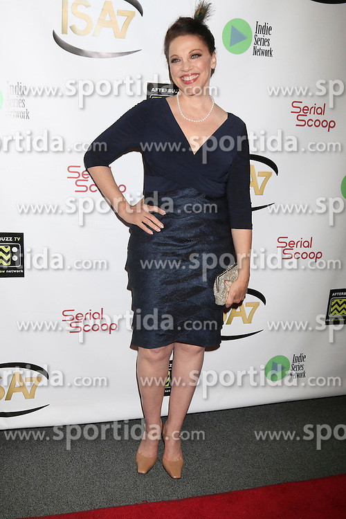 Kathleen Gati at the 7th Annual Indie Series Awards at the El Portal Theater on April 6, 2016 in North Hollywood, CA. EXPA Pictures © 2016, PhotoCredit: EXPA/ Photoshot/ Kerry Wayne<br /> <br /> *****ATTENTION - for AUT, SLO, CRO, SRB, BIH, MAZ, SUI only*****