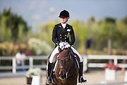 Felicia Brannstrom - Pay Back TP<br /> European Championships Dressage 2016<br /> © DigiShots