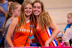 07-07-2017 NED: World Grand Prix Japan - Thailand, Apeldoorn<br /> Second match of first weekend of group C during the World Grand Prix / Dutch support Oranje publiek