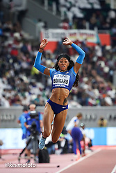 2019 IAAF World Athletics Championships held in Doha, Qatar from September 27- October 6<br /> Day 7 USA hepthalon