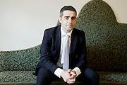 2013/07/05 Roma, nella foto Federico Pizzarotti, sindaco di Parma.<br /> Rome, in the picture Federico Pizzarotti, mayor of Parma - &copy; PIERPAOLO SCAVUZZO
