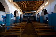 Sao Romao_MG, Brasil...Interior da igreja Nossa Senhora do Rosario em Sao Romao...The inside in Nossa Senhora do Rosario church in Sao Romao...Foto: LEO DRUMOND / NITRO