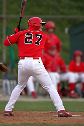 15 February 2007: Kevin Dubler. Indiana State Sycamores gave up the first game of the double-header by a score of 16-6 to the Illinois State Redbirds at Redbird Field on the campus of Illinois State University in Normal Illinois.
