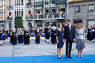 102414 Spanish Royals Attend Principe de Asturias Awards 2014 - Gala