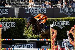 Van Asten Leopold, NED, VDL Groep Miss Untouchable<br /> Longines FEI Jumping Nations Cup™ Final<br /> Barcelona 20128<br /> © Hippo Foto - Dirk Caremans<br /> 05/10/2018