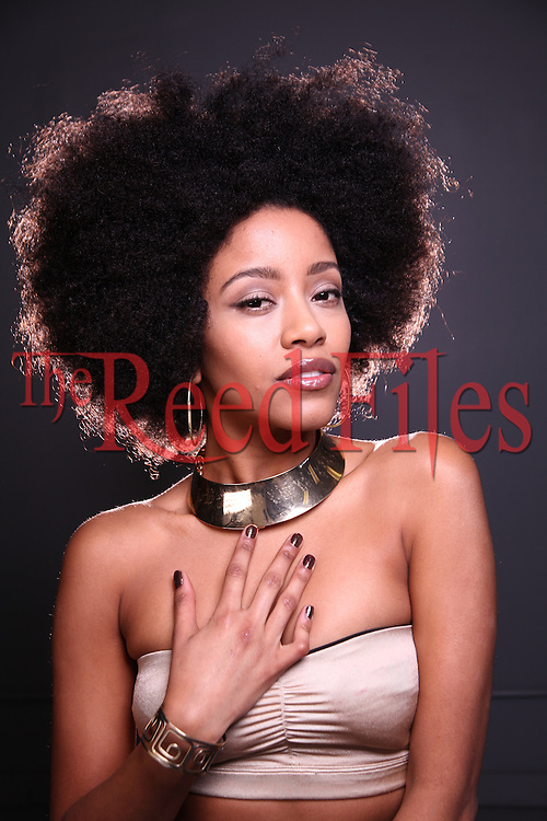 The Reed Files: Ethnic Woman