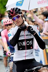 26.05.2019, Como, ITA, Giro d Italia 2019, 15. Etappe, Ivrea - Como (237 km), im Bild Pavel Sivakov (Team INEOS) // Pavel Sivakov (Team INEOS) during stage 15 of the 102nd Giro d'Italia cycling race from Ivrea to Como (237 km) Como, Italy on 2019/05/26. EXPA Pictures © 2019, PhotoCredit: EXPA/ laPresse/ Gian Mattia D'Alberto<br /> <br /> *****ATTENTION - for AUT, SUI, CRO, SLO only*****