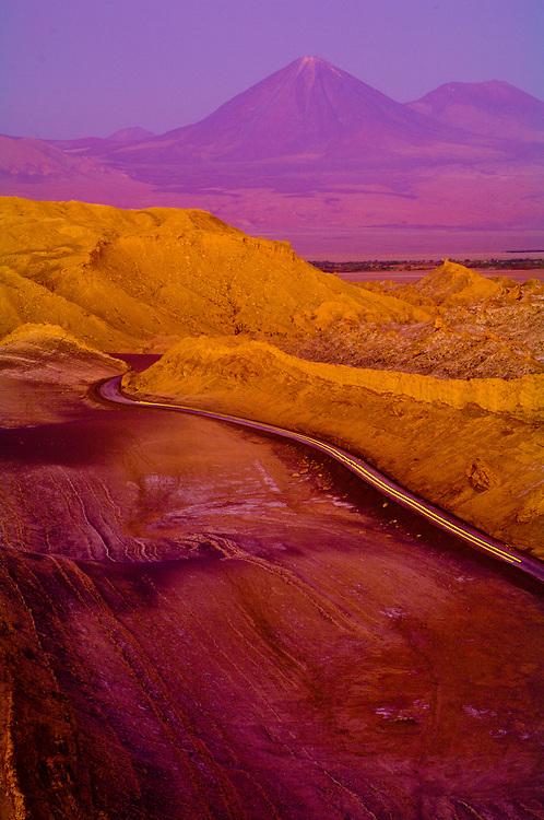 Moon Valley (Valle de la Luna), Atacama Desert, Chile