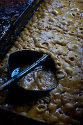 Januaria_MG, Brasil...Producao artesanal de rapadura...The production of the sugar cane candy...Foto: LEO DRUMOND / NITRO