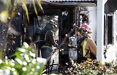 Wellington-Fire in closed down Miramar South School