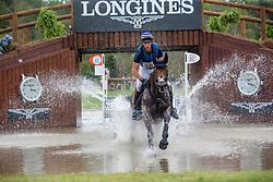 SVENNERSTAL Ludwig (SWE), Stinger<br /> Tryon - FEI World Equestrian Games™ 2018<br /> Vielseitigkeit Teilprüfung Gelände/Cross-Country Team- und Einzelwertung<br /> 15. September 2018<br /> © www.sportfotos-lafrentz.de/Sharon Vandeput