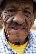 Grao Mongol_MG, Brasil...Retrato de um idoso em Grao Mongol, Minas Gerais...A portrait of elderly in Grao Mongol, Minas Gerais...Foto: JOAO MARCOS ROSA / NITRO