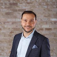 2017_01_13 - Dr. Ahmed Al-Ghoul Professional Headshots