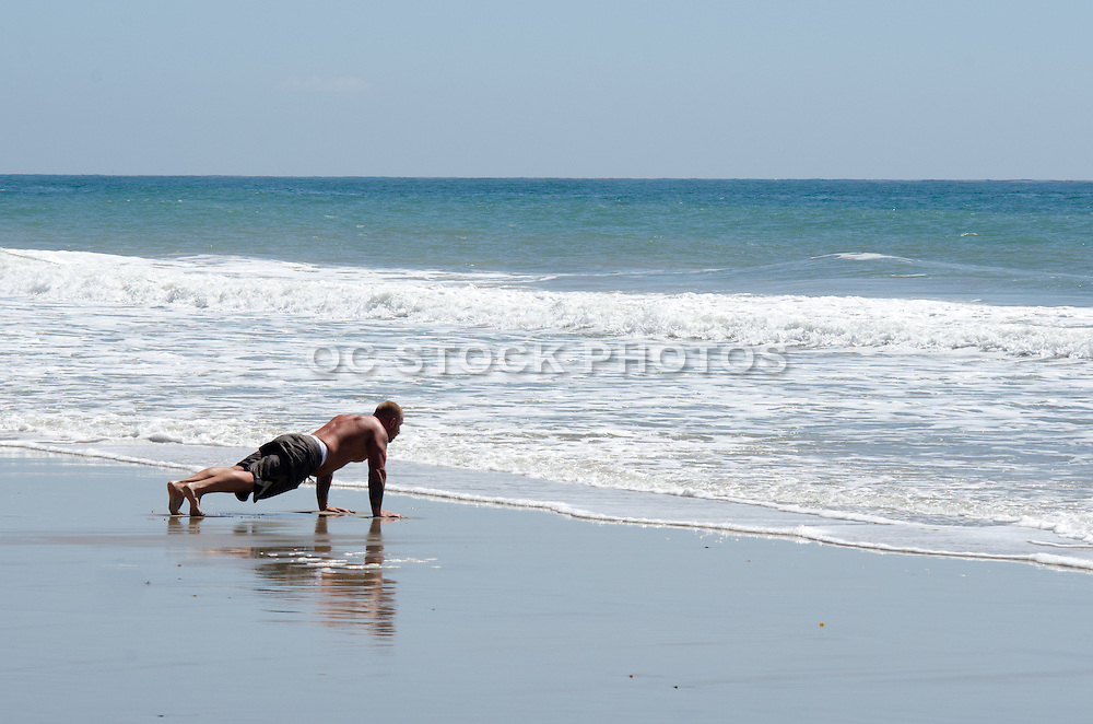 Beach Workouts in San Clemente California