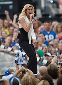 NFL Kickoff with Hinder, Kelly Clarkson, Faith Hill Indianapolis, IN